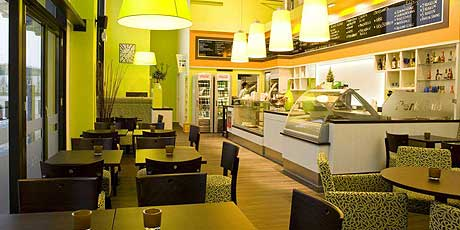Coffeeshop Park-Café im Outlet-Center, 28816 Brinkum